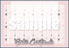 10 editable birth certificate pdf templates graphic cloud