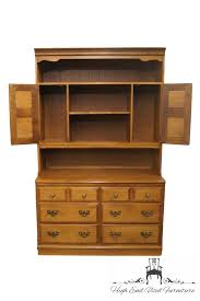 Colonial Thomasville Bedroom Furniture High End Used Furniture Heywood Wakefield Old Colony Maple 48