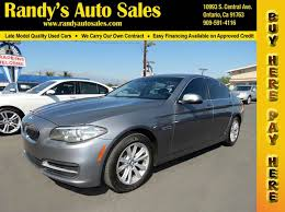bmw 5 series for sale ontario bmw used cars bad credit auto loans for sale ontario randy s auto