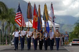 Flags In Hawaii Honoring Veterans Hawaii Army Weekly