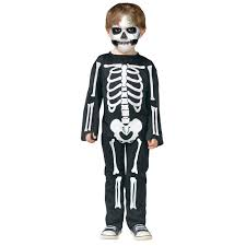 Maternity Halloween Costumes Skeleton by Toddler Scary Skeleton Halloween Costume Walmart Com