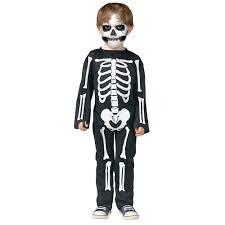 toddler scary skeleton halloween costume walmart com