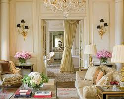 classic flax living room style with french interior design plus