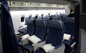 Delta 777 Economy Comfort Review Of Delta Air Lines Flight From New York To London In Business