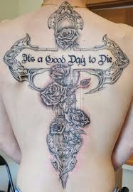 cross tattoos for are now a days these tattoos