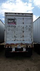 classic 1969 strick 48 foot semi trailer for sale 3 000