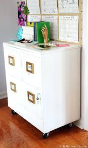 repurpose metal file cabinet repurposed file cabinet makeover using chalk paint metal