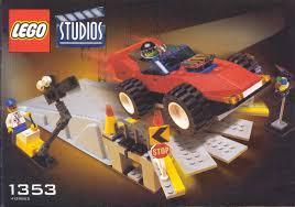 stud io building instructions lego car stunt studio instructions 1353 studios