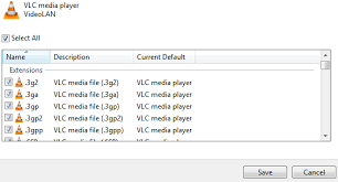 android file associations how to change file associations in vlc media player