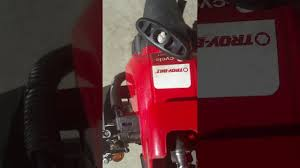troy bilt weed eater carb fix easy 7 fix youtube