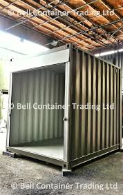 10ft container conversions 10ft office containers storage