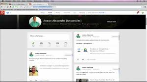 Google Plus Page Vanity Url Google Plus Google User Id How To Find Youtube