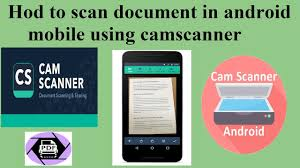 tutorial android pdf camscanner tutorial pdf youtube