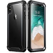 Iphone X Iphone X I Blason Ares Rugged Clear