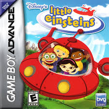 play einsteins nintendo game boy advance play