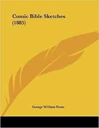 amazon com comic bible sketches 1885 9781120179500 george