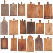 antique and vintage butcher blocks 74 for sale at 1stdibs assortment of 19th century french bread boards