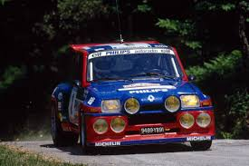 renault 5 turbo group b renault in motorsport over the years