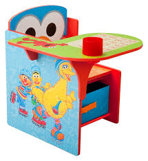 Kid Desk And Chair Delta Children Sesame Desk Chair With Storage