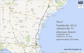 Wellington Florida Map by Driving From New York To Florida U2013 A Step By Step Itinerary Kids