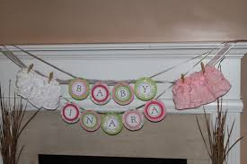 baby boy shower banner ideas zone romande decoration