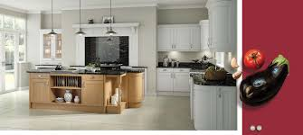 windsor light grey oak kitchens on trend kitchen collection