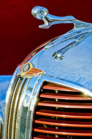 1938 dodge ram ornament 3 photograph by reger
