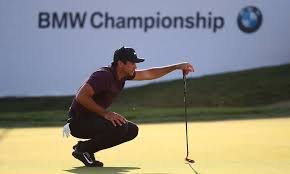 scores bmw golf conway farms puts up fight as low scores dominate bmw