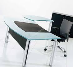 plateau de bureau en verre sérigraphié plateau de bureau en verre serigraphie avec plateau en verre pour