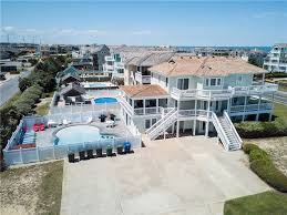 Barrier Island Station Duck Floor Plans by Outer Banks Event Homes Resort Realty Obx North Carolina Rentals