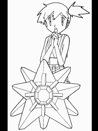 pokemon coloring pages misty d 80 pokemon coloring pages coloring book