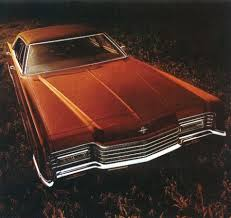 1970 lincoln continental exterior paint colors and codes