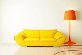 canap jaune fauteuil jaune la couleur intemporelle et tendance