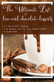 Gluten Free Low Glycemic Diet Review And Bonus The Ultimate List Of Low Carb Chocolate Desserts Working At