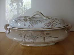 homer laughlin vintage vintage homer laughlin premier china serving bowl with lid