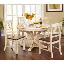 beautiful decoration round dining table with chairs cozy design