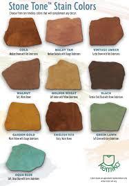 color charts houston texas advanced concrete solutions