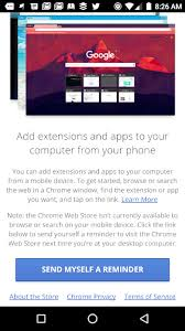 chrome android extensions how to add extensions to desktop chrome from android chrome