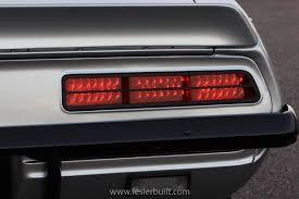 1969 camaro tail lights fesler 1969 twin turbo camaro