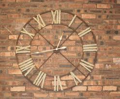 awesome bespoke wall clock 122 bespoke wall clocks large iron wall