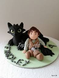 toothless cake topper toothless hiccup edible personalised cake topper how to