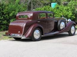 rolls royce sport coupe 1933 rolls royce phantom ii continental sport saloon vintage