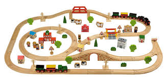 thomas train set wooden table my first train set codeproject model train accessories