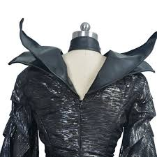 fashion maleficent black clothes evil queen halloween costume