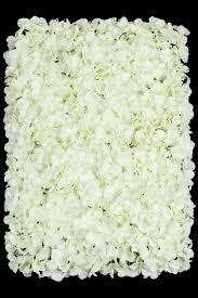 silk hydrangea silk hydrangea wall backdrop panel cv linens