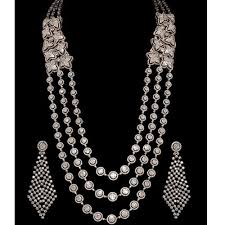 real diamond necklace images Real diamond necklace set at rs 1050000 piece heere ke haar ka jpg