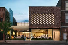 Gensler by A Look At Lakeview U0027s Upcoming U0027tied House U0027 Restaurant Designed By