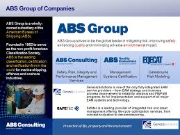 bureau of shipping abs planning and scheduling in an rcm environment ppt