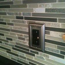 Installing A Plastic Backsplash Youtube by Kitchen Astounding How To Put Up A Backsplash In The Kitchen How