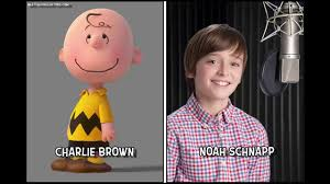 the peanuts movie snoopy and charlie brown characters and